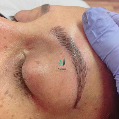 vanism-eyebrow-microblade
